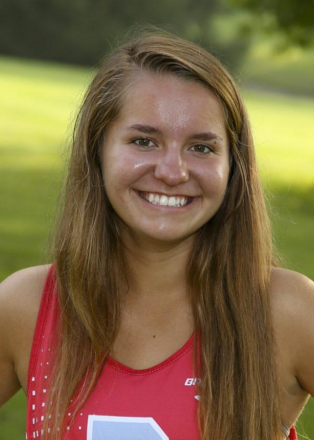 Kathryn Burns (12) - All Academic All MVC