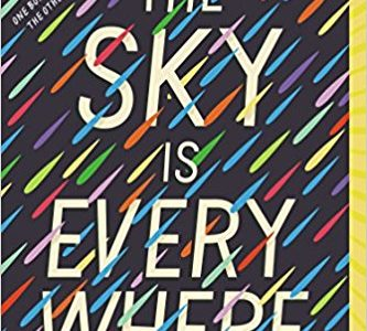 Book Club to discuss 'The Sky is Everywhere' in November