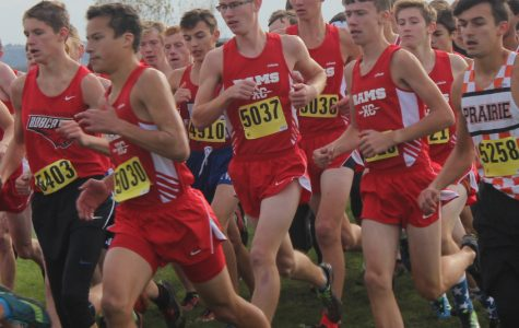 Boys XC runners reflect positively on season