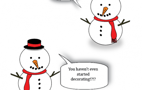 Decorate or wait?