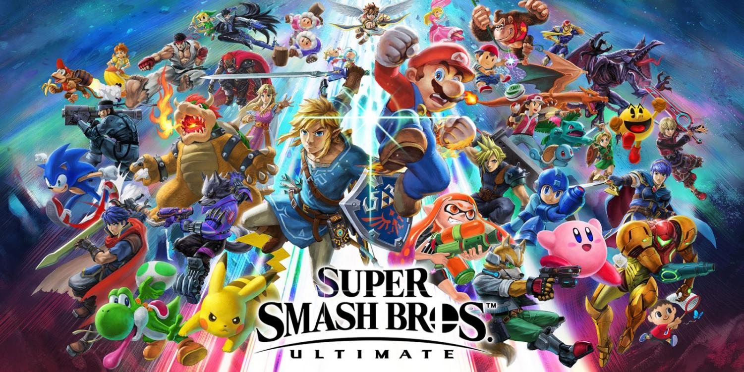 Super Smash Brothers Ultimate released on December 7, 2018
