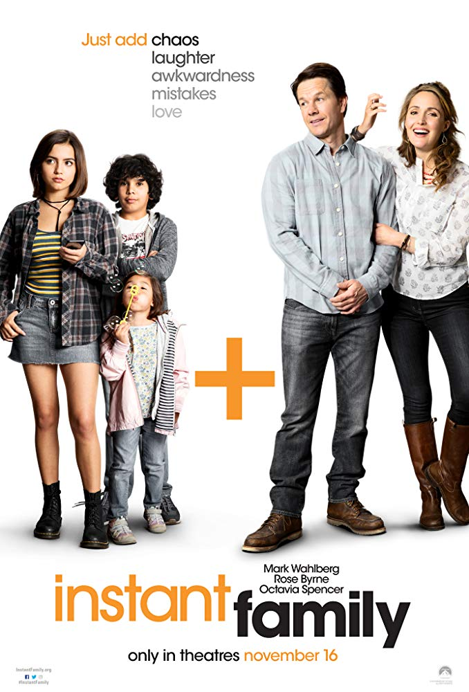 Instant Family was released in November of 2018