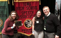 Speech Team wins E. Wayne Cooley award, Critics Choice for 2 performances