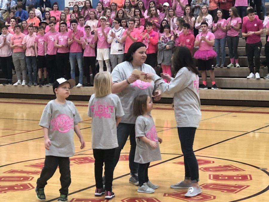 Pink Out raises $1700