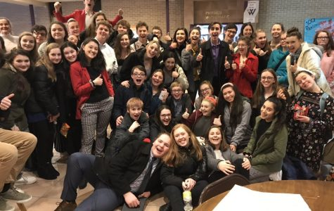 Speech team earns Individual Events Sweepstakes trophy