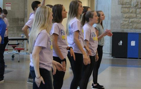 Dance Marathon to be held evening of April 5th