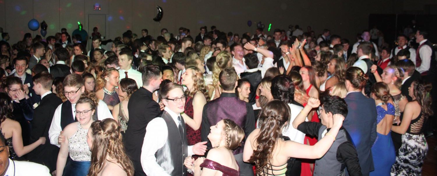 Prom is often one of the last