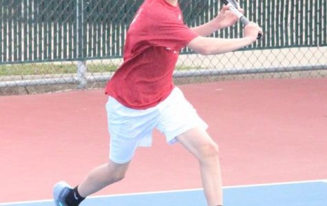 Boys tennis now 5-0; beats Prairie