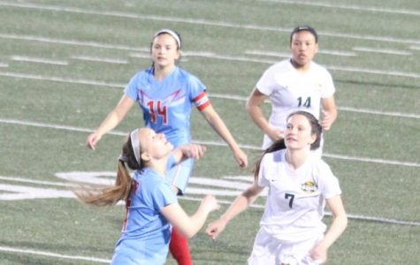 Girls' soccer takes City Championship