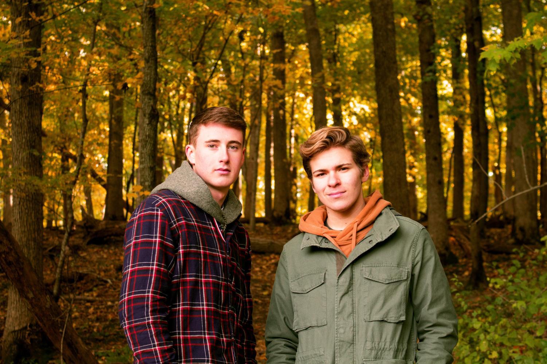 Liam Sass and Josiah Riley