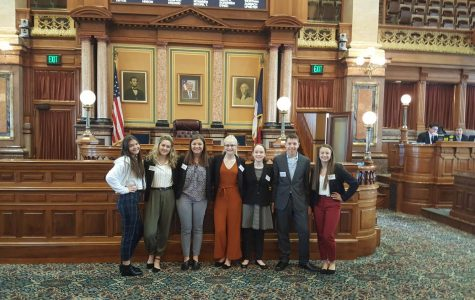 Seven attend Model United Nations Conference in Des Moines