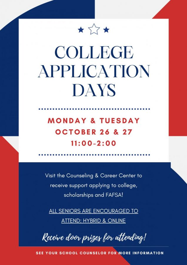 College+Application+Days+-+October+26-27