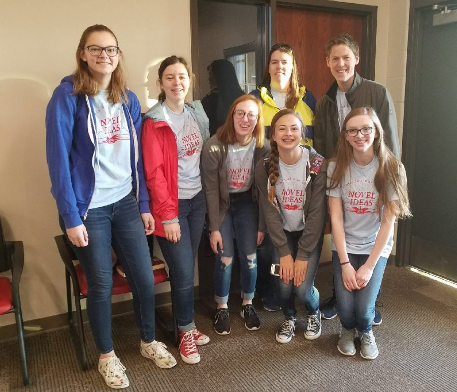 2017-18 Battle of the Books Team
