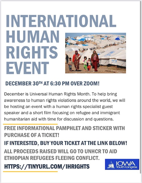 December is Human Rights Month