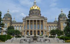 The Iowa State House, located in Des Moines, Iowa, is where those elected do much of their work  This file is licensed under the Creative Commons Attribution-Share Alike 3.0 Unported license.