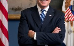 Joe Biden's official portrait, taken in 2013