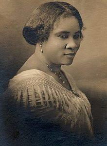 Madam C.J. Walker (1867 – 1919)
