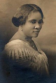 Madam C.J. Walker (1867 - 1919)