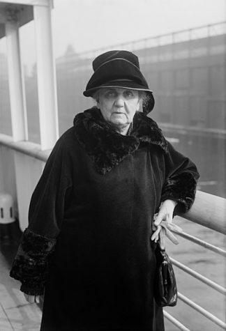Jane Addams (1860 - 1935)