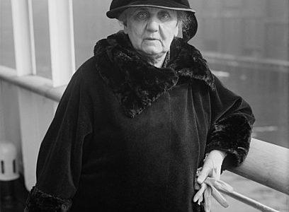 Jane Addams (1860 – 1935)