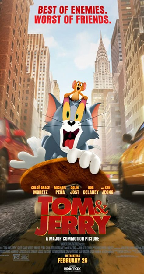 Tom and Jerry might not bring the laughs